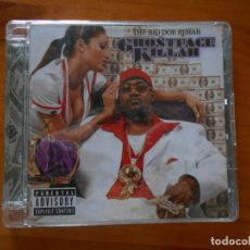 CDs de Música: CD GHOSTFACE KILLAH - THE BIG DOE REHAB (U4). Lote 190900630