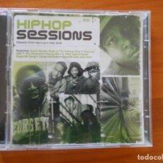 CDs de Música: CD HIP HOP SESSIONS (2 CD'S) (F5). Lote 190909457