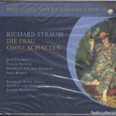 CDs de Música: STRAUSS: LA MUJER SIN SOMBRA. KEILBERTH 3 CDS NUEVO PRECINTADO. Lote 190913571