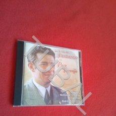 CDs de Música: TUBAL 2 CDS POR LA RUTA DEL FANDANGO PACO TORONJO CD. Lote 190987343