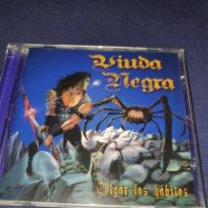 CDs de Música: VIUDA NEGRA COLGAR LOS HABITOS. Lote 190991495
