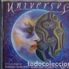 CDs de Música: VARIOUS - UNIVERSOS (CD, COMP) LABEL:VIRGIN CAT#: 8413822 . Lote 191029282
