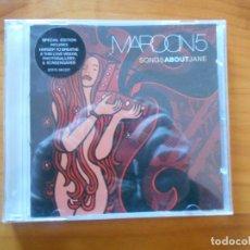 CDs de Música: CD MAROON 5 - SONGS ABOUT JANE (Q5). Lote 191035485