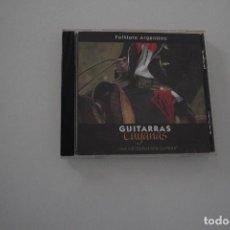 CDs de Música: GUITARRAS CUYANAS ARGENTINA. Lote 191036350