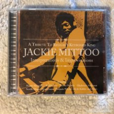 CDs de Música: VV.AA. - A TRIBUTE TO REGGAE'S KEYBOARD KING JACKIE MITTOO - CD VP 2004 NUEVO - MONTY ALEXANDER, DEA. Lote 191046226