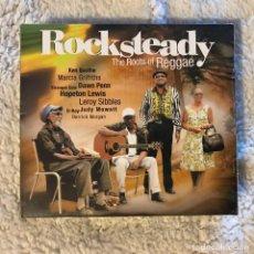 CDs de Música: VV.AA. - ROCKSTEADY - THE ROOTS OF REGGAE - CD MOLL-SELEKTA 2009 NUEVO. Lote 191046465