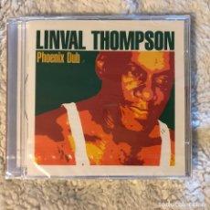 CDs de Música: LINVAL THOMPSON - PHOENIX DUB - CD NOCTURNE 2002 NUEVO. Lote 191046940