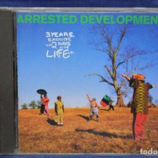CDs de Música: ARRESTED DEVELOPMENT - 3 YEARS, 5 MONTHS AND 2 DAYS IN THE LIFE OF... - CD. Lote 191063352
