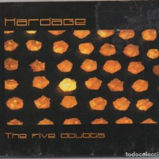 CDs de Música: HARDAGE - THE FIVE DOUBTS / DIGIPACK CD ALBUM DEL 2007 / MUY BUEN ESTADO RF-4097. Lote 191074336