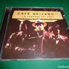 CDs de Música: CAFÉ QUIJANO / LA TABERNA DEL BUDA / WARNER MUSIC / CD. Lote 191074786