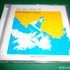 CDs de Música: THE BEACH BOYS / THE VERY BEST OF / GREATEST HITS / EMI RECORDS / CD. Lote 191075925