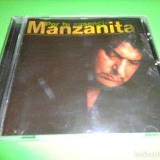CDs de Música: MANZANITA / POR TU AUSENCIA / WARNER MUSIC / CD. Lote 191078373