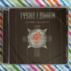 CDs de Música: TYSKE LUDDER - SCIENTIFIC TECHNOLOGY CD NUEVO Y PRECINTADO - EBM INDUSTRIAL. Lote 191109702