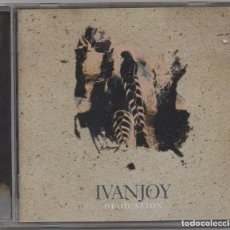 CDs de Música: IVANJOY - DEDICATION / CD ALBUM DEL 2003 / MUY BUEN ESTADO RF-4112. Lote 191115035