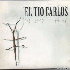 CDs de Música: EL TIO CARLOS / DIGIPACK / CD ALBUM DEL 2007 / MUY BUEN ESTADO RF-4113. Lote 191115093