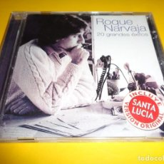 CDs de Música: ROQUE NARVAJA / 20 GRANDES ÉXITOS / FONOMUSIC / CD. Lote 191138188