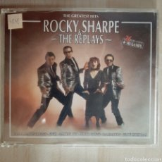 CDs de Música: GREATEST HITS ROCKY SHARPE & THE REPLAYS. Lote 191151965