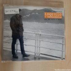 CDs de Música: LOQUILLO Y LOS TROGLODITAS / MIENTRAS RESPIREMOS / HOY HE VUELTO A BEBER. Lote 191154163