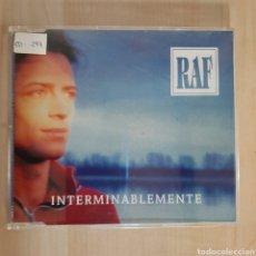 CDs de Música: RAFAEL/ INTERMINABLEMENTE. Lote 191154520