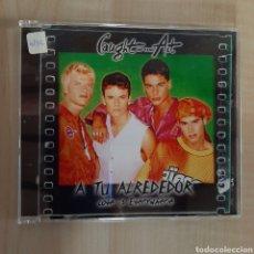 CDs de Música: CAUGHT IN THE ACT / A TU ALREDEDOR / PROMOCIONAL. Lote 191155973