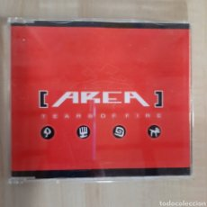 CDs de Música: ÁREA/ TEARS OF FIRE. Lote 191156157