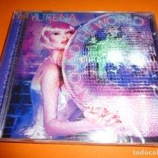 CDs de Música: YURENA / AROUND THE WORLD / ¡¡¡CD PRECINTADO!!!. Lote 93042895
