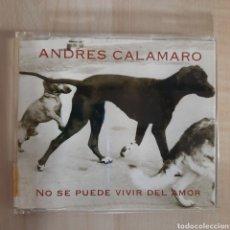 CDs de Música: ANDRÉS CALAMARO / NO SE PUEDE VIVIR DEL AMOR. Lote 191159318
