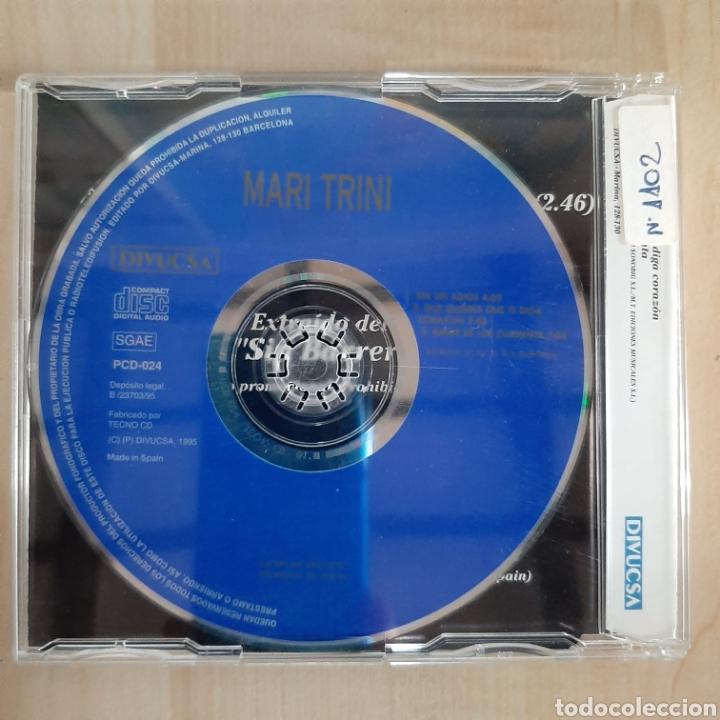 CDs de Música: Mari Trini / Sin barreras - Foto 2 - 191159828