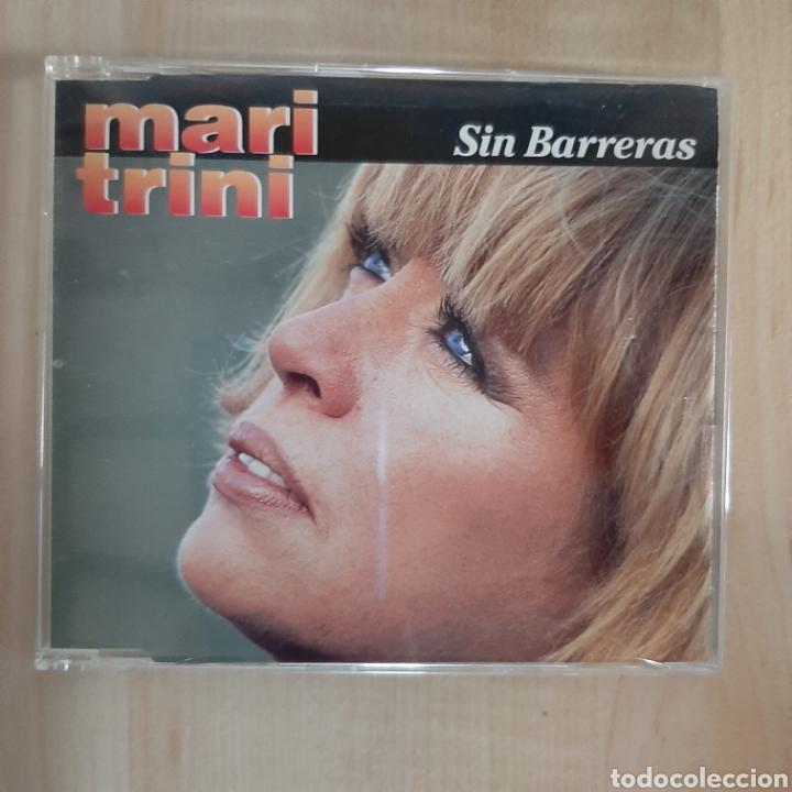 MARI TRINI / SIN BARRERAS (Música - CD's Melódica )