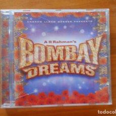 CDs de Música: CD BOMBAY DREAMS - A R RAHMAN'S - ANDREW LLOYD WEBBER PRESENTS (B7). Lote 191171861