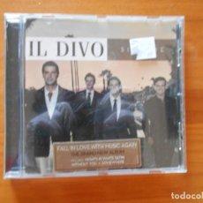CDs de Música: CD IL DIVO - SIEMPRE (A7). Lote 191171982