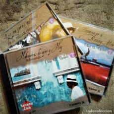 CDs de Música: 3CD ESTO ES CUBA, LO MEJOR DE LA MUSICA CUBANA, EXTRA 1, 2 Y 3. AÑO 2000,COMO NUEVOS (NM_NM). Lote 191174896