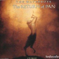 CDs de Música: THE WATERBOYS - THE RETURN OF PAN. Lote 191178128