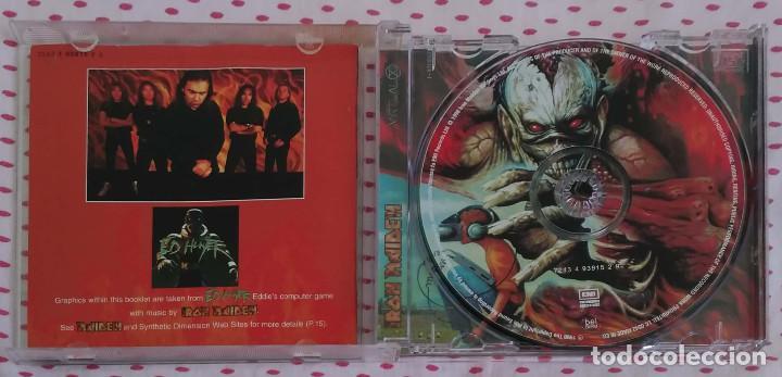 CDs de Música: IRON MAIDEN (VIRTUAL XI) CD 1998 - Foto 3 - 191194776