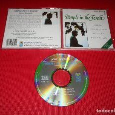 CDs de Música: TEMPLE IN THE FOREST - CD - NWCD 312 - NEW WORLD MUSIC - DAVID NAEGELE. Lote 191203203