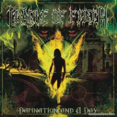 CDs de Música: CRADLE OF FILTH - DAMNATION AND A DAY - CD. Lote 191205495