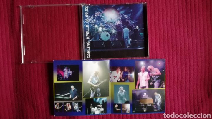 CDs de Música: DEEP PURPLE: 2CDS Live Carling Apollo 6 Septiembre 02 Louder Harder Hammersmith. - Foto 2 - 191229695