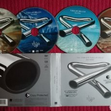 CDs de Música: MIKE OLDFIELD: THE COMPLETE TUBULARS BELLS. 3CD'S + 1DVD, 30 ANIVERSARY LIMITED EDITION.. Lote 191230775