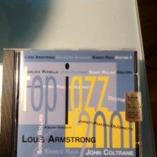 CDs de Música: VARIOUS – TOP JAZZ 2001. Lote 191237831