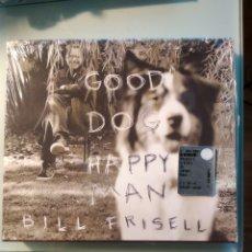 CDs de Música: BILL FRISELL – GOOD DOG, HAPPY MAN. Lote 191238993
