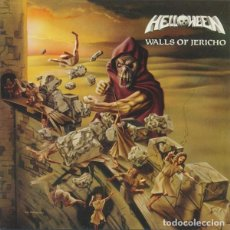 CDs de Música: HELLOWEEN - WALLS OF JERICHO - 2XCD EXPANDED EDITION. Lote 191249403