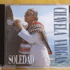 CDs de Música: CHAVELA VARGAS (SOLEDAD) CD 1994. Lote 191251208