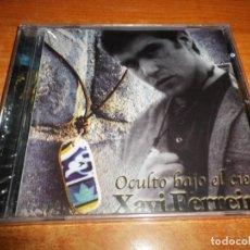 CDs de Música: XAVI FERREIRO OCULTO BAJO EL CIELO CD ALBUM PRECINTADO DEL AÑO 1998 CONTIENE 12 TEMAS. Lote 191261330