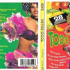 CDs de Música: TODO BRASIL . Lote 191288636