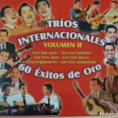 CDs de Música: TRIOS INTERNACIONALES VOL. II: 60 EXITOS DE ORO (3CDS) PRECINTADO. Lote 191316726