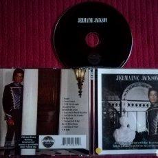 CDs de Música: JERMAINE JACKSON: S/T. CD 1984 REEDICIÓN 2005.. Lote 191317170