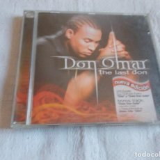 CDs de Música: DON OMAR THE LAST DON . Lote 191338065