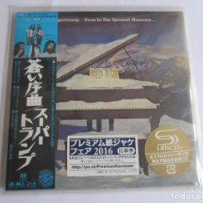 CDs de Música: SUPERTRAMP - EVEN IN THE QUIETEST MOMENTS 1977/2016 JAPAN MINI LP SHM CD UICY-77876. Lote 191338678