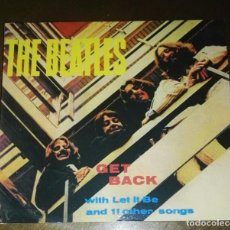 CDs de Música: BEATLES GET BACK AND OTHERS CD IMPORTACION DESCATALOGADO. Lote 191365352