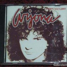 CDs de Música: RICARDO ARJONA (ANIMAL NOCTURNO) CD 1993 EDICIÓN SONY LATIN - CANADA. Lote 191419386